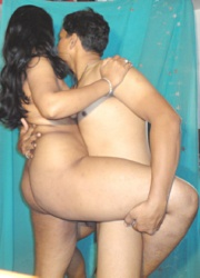 Pic gal 235. Indian couple fuck in privacy of their bedroom caught on cam