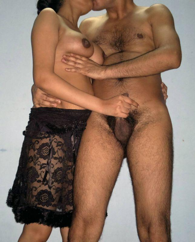 Pic gal 282. Young indian college girl with her boyfriend naked