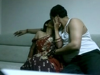 Vid gal 104. Mature indian couple have sex in lounge after party