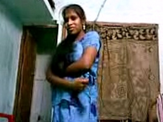 Vid gal 112. Amateur indian wife stripping naked in her bedroom