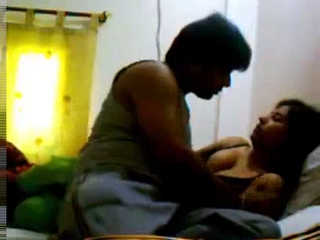 Vid gal 147. Young indian girl fuck by her boyfriend recorded by hidden cam