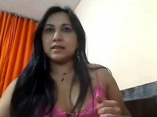 Vid gal 276. Indian on webcam show getting naked