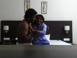 Vid gal 290. Indian secretary have intercourse by office boss in