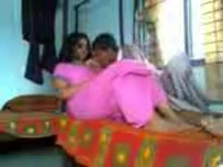 Vid gal 362. Busty next door indian girl getting her tits sucked by her bf
