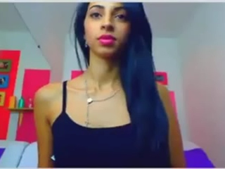Vid gal 432. Indian college gf doing a webcam show naked